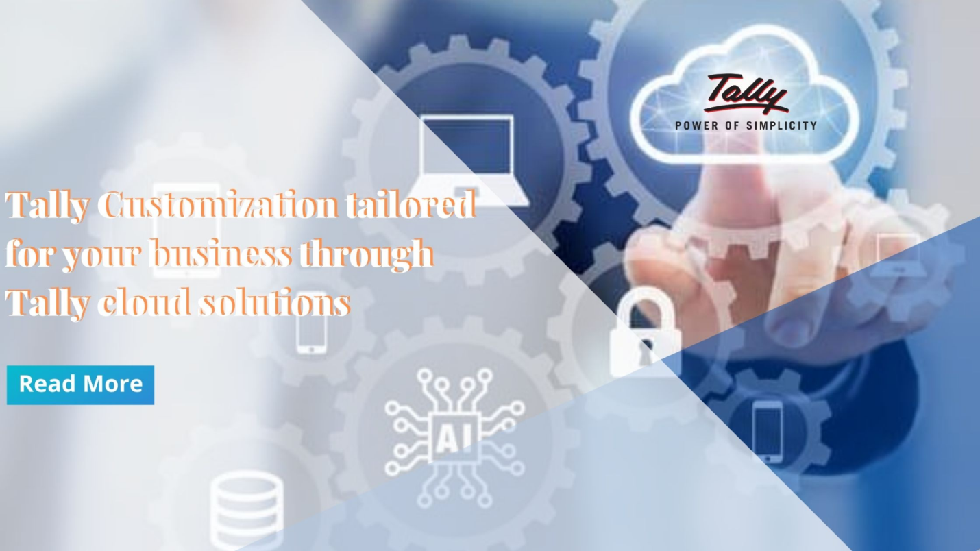Tally cloud solutions